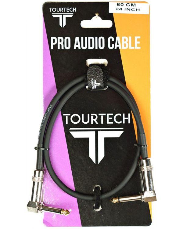 TOURTECH Deluxe Mono Patch Cable, 60cm