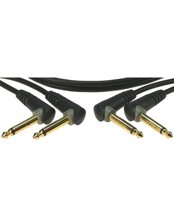 Klotz Angled Patch Cable Set, 0.9m