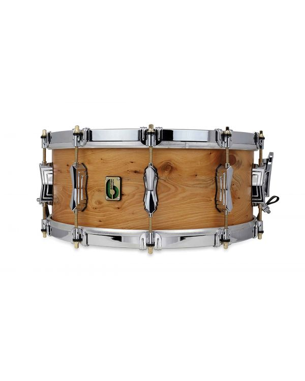 British Drum Co. 14 x 6 The Archer Snare Drum