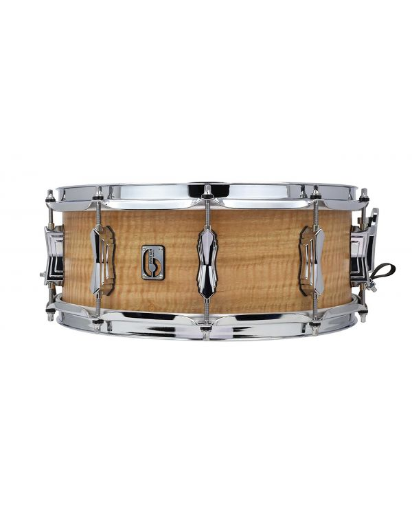 British Drum Co. 14 x 6.5 The Maverick Snare Drum