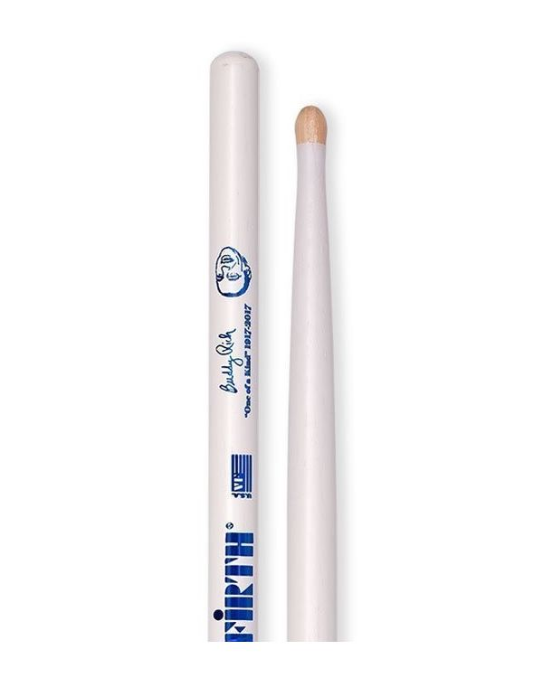 Vic Firth SBRLTD Buddy Rich Sticks w 100 Year Birthday Logo