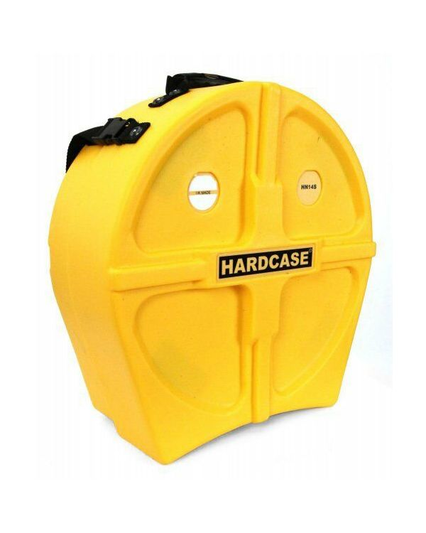 "Hardcase Yellow 14"" Snare Case"
