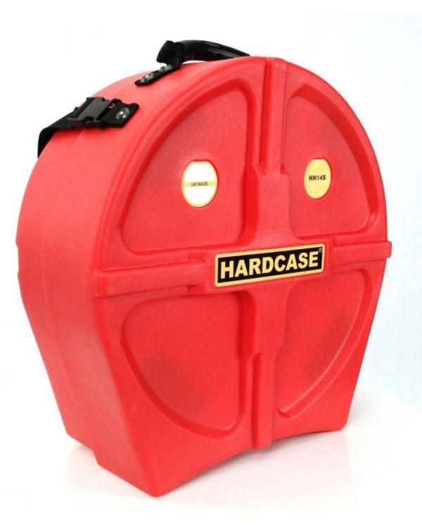 """Hardcase Red 14"""" Snare Case"""