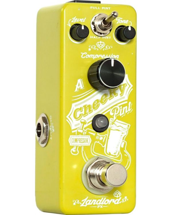 Landlord FX A Cheeky Pint Optical Compressor Pedal