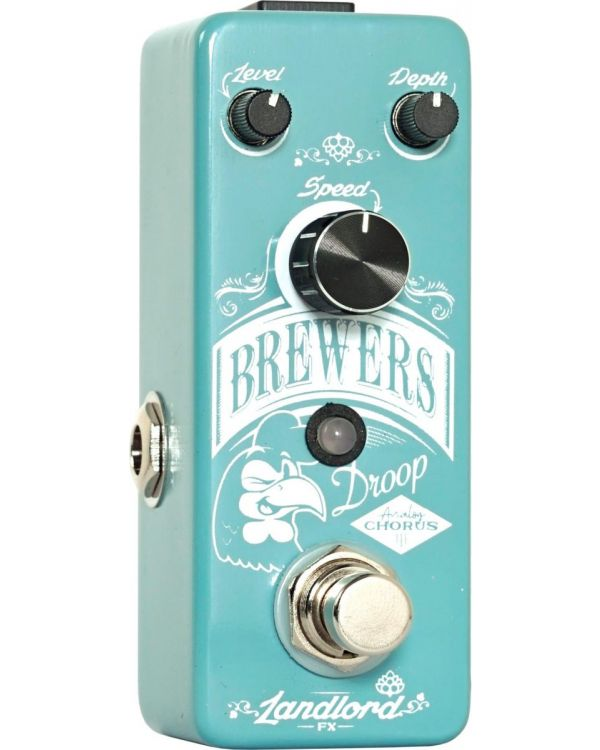 Landlord FX Brewers Droop Analogue Chorus Pedal