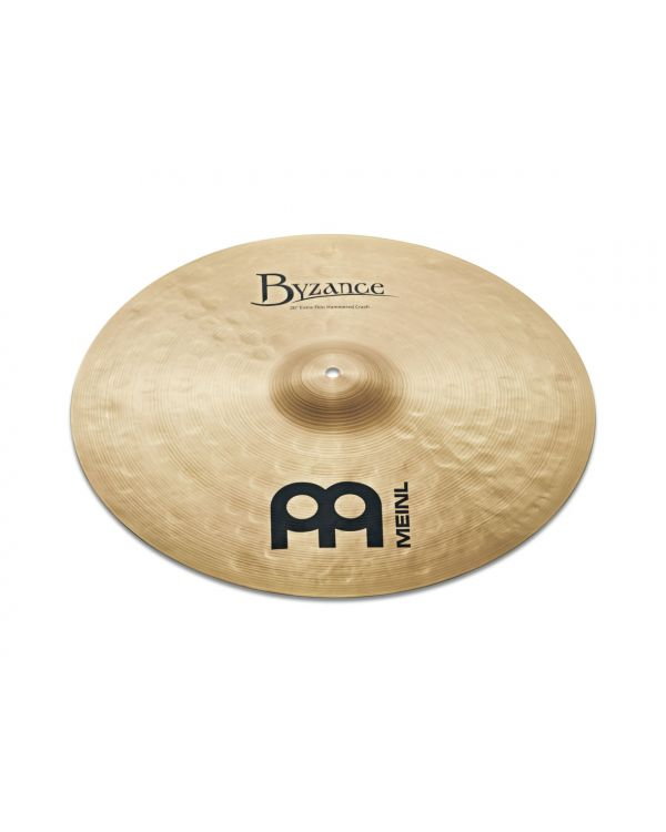 Meinl Byzance Traditional 20 Extra Thin Hammered Crash Cymbal