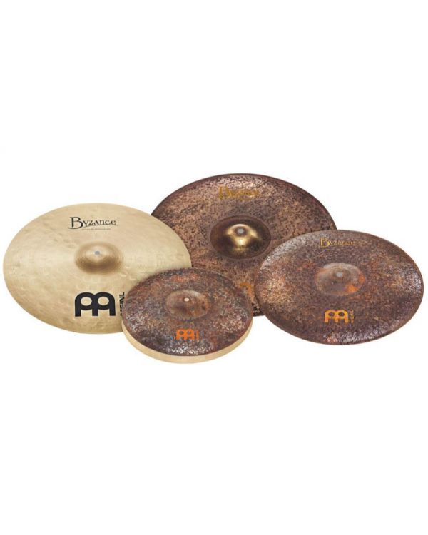 Meinl Byzance Mike Johnston Cymbal Set
