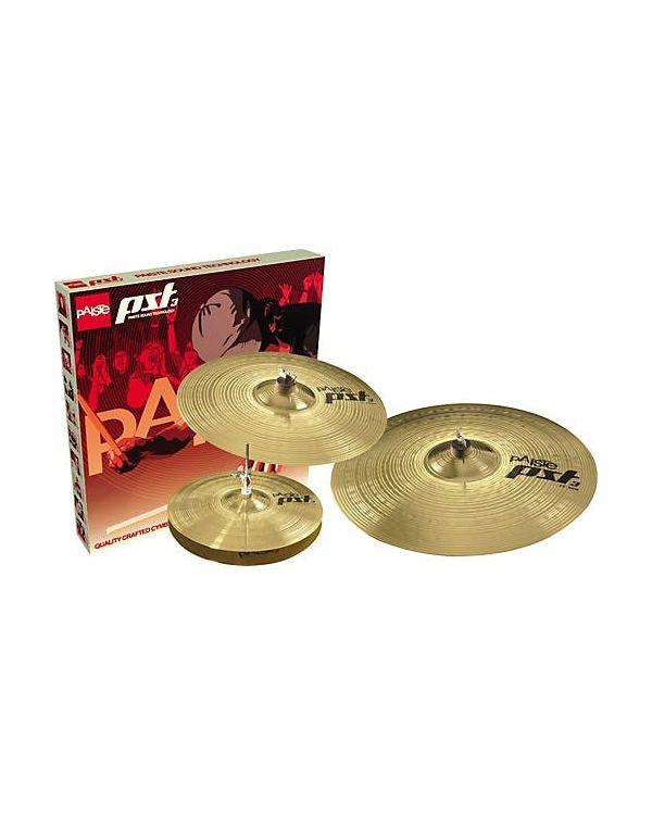 Paiste PST 3 Universal Cymbal Set
