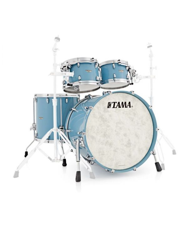 Tama STAR Walnut Shell Pack 4 Piece Vintage Sea Blue