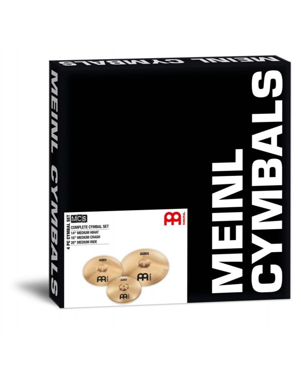 Meinl MCS Complete Cymbal Pack