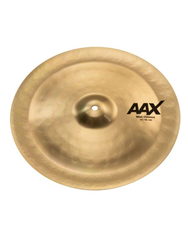 """Sabian AAX 14"""" Mini China Cymbal Brilliant"""