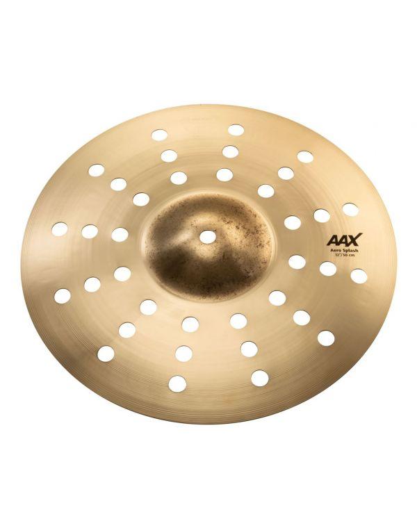 """Sabian AAX 12"""" Aero Splash Cymbal Brilliant"""