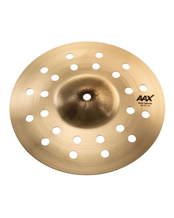 """Sabian AAX 10"""" Aero Splash Cymbal Brilliant"""