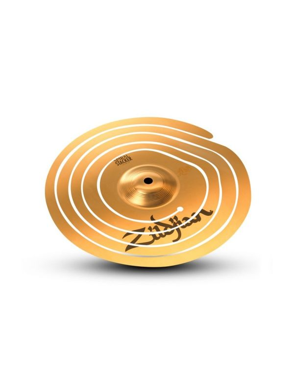 "Zildjian FX 12"" Spiral Trash Cymbal"
