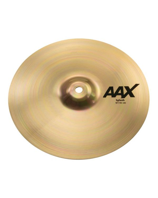 "Sabian AAX 10"" Splash Cymbal Brilliant"