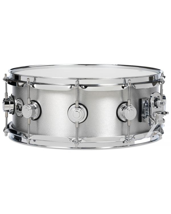 "DW Collectors Series 14"" x 5.5"" Aluminium Snare Drum"