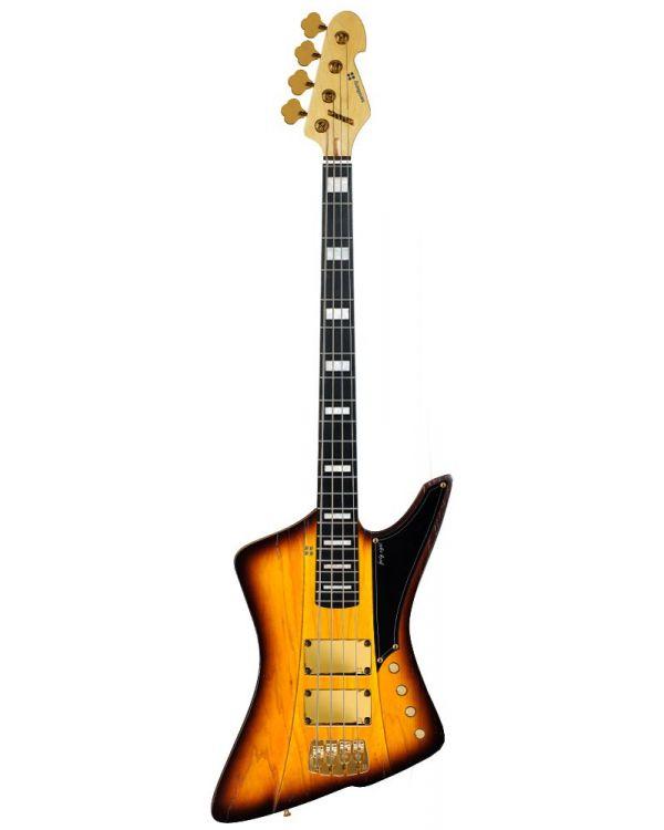 Sandberg Forty Eight 4-String Bass Matte Tobacco Sunburst