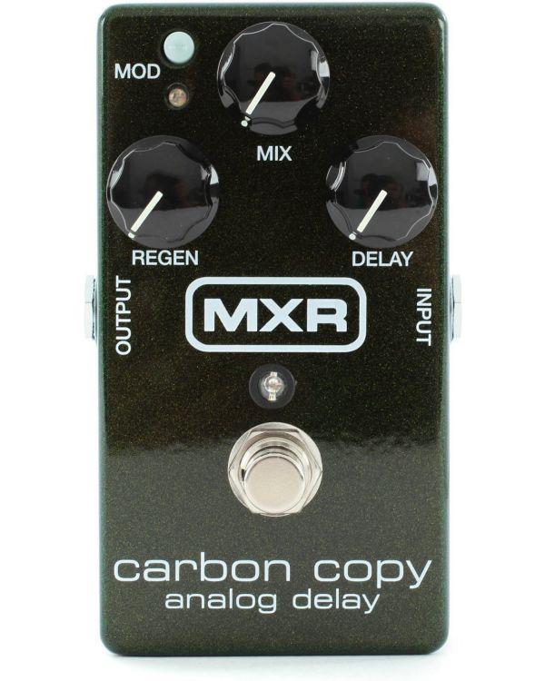 MXR M169 Carbon Copy Analog Delay Guitar Pedal