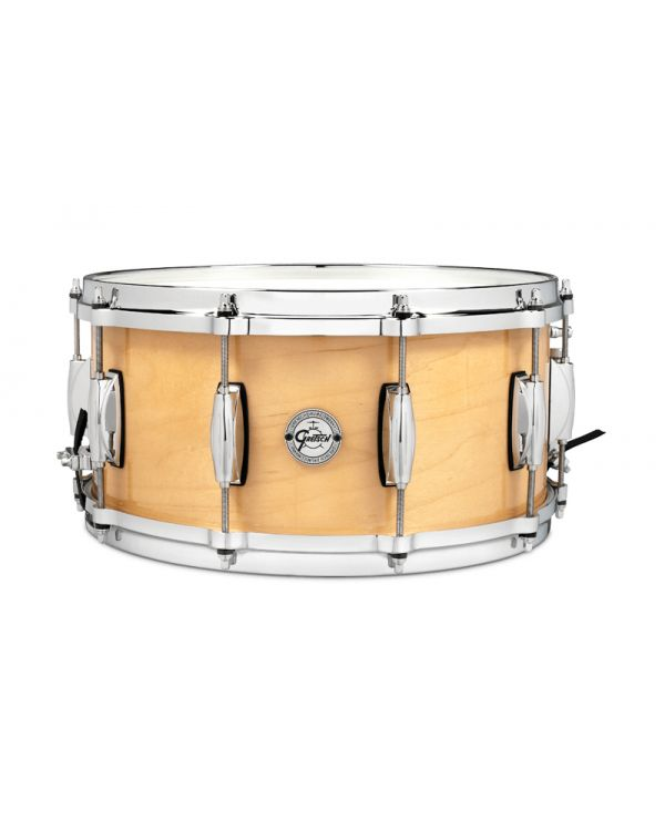 "Gretsch Full Range Maple 14"" x 6.5"" Snare Drum"