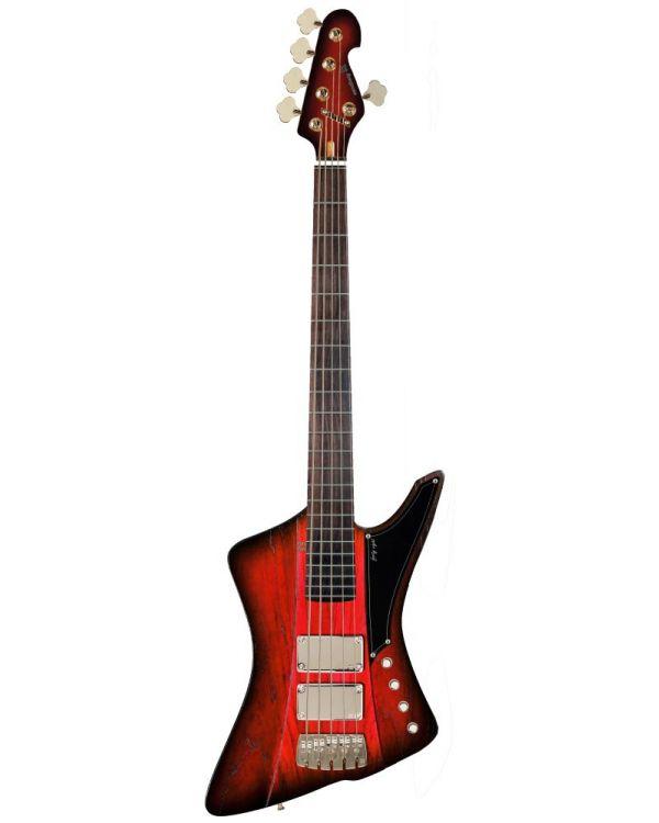 Sandberg Forty Eight 5-String Bass Matte Redburst