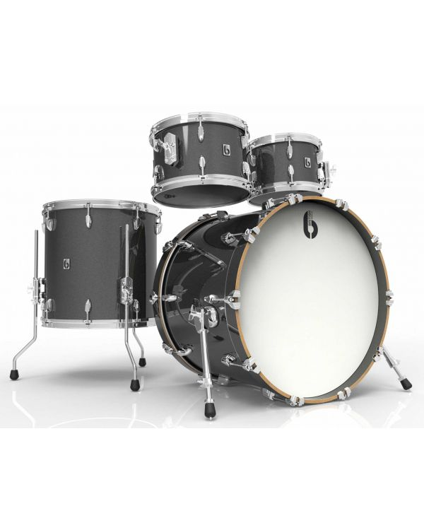 "British Drum Co. Legend Series 22"" 4-Piece Shell Pack in Night Skye"