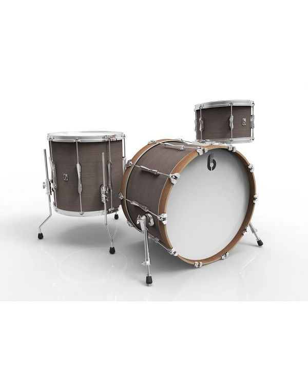 """British Drum Co. Lounge Series 22"""" 3-Piece Shell Pack in Kensington Crown"""
