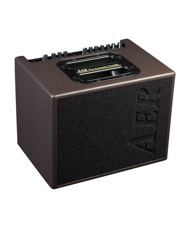 AER Compact 60 Mk4 Acoustic Amp Brown Textured Finish