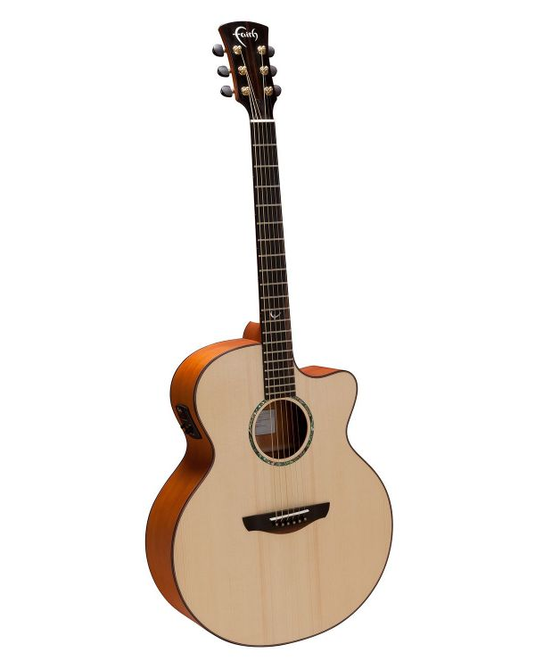 Faith FJCE Natural Jupiter Cut Electro-Acoustic Guitar
