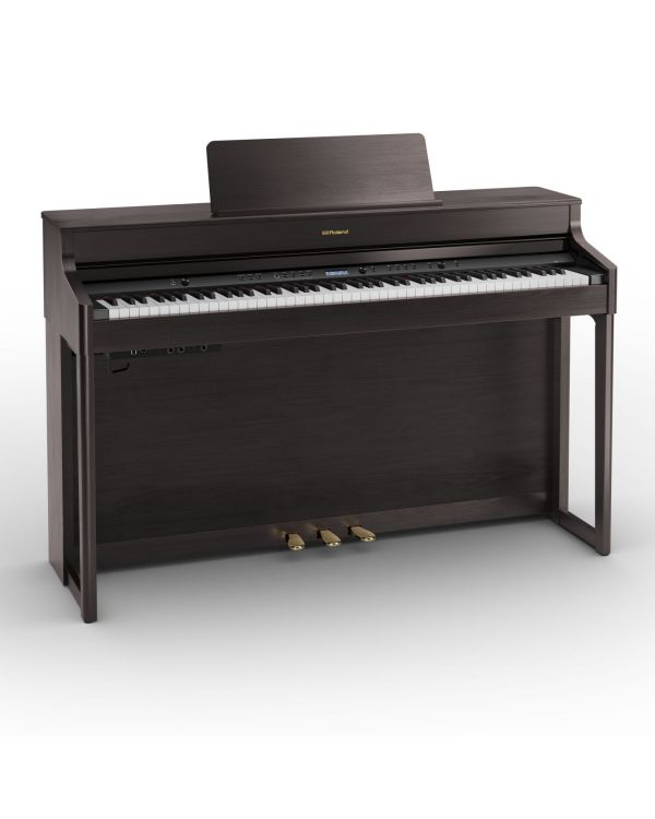 Roland HP702-DR Digital Home Piano, Dark Rosewood