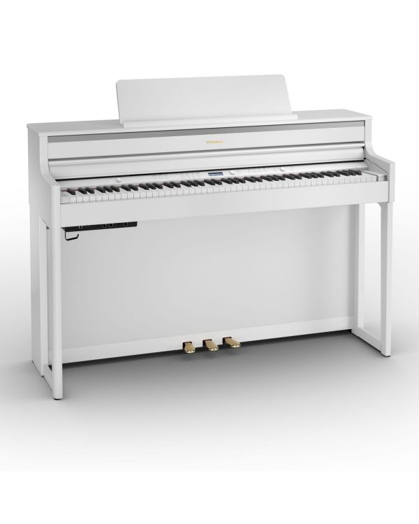 Roland HP704-WH Digital Home Piano White