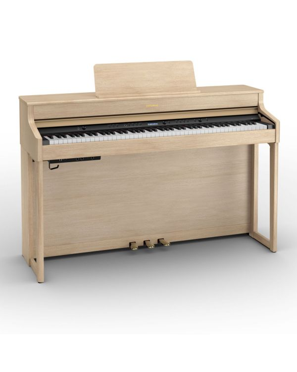 Roland HP702-LA Digital Home Piano, Light Oak