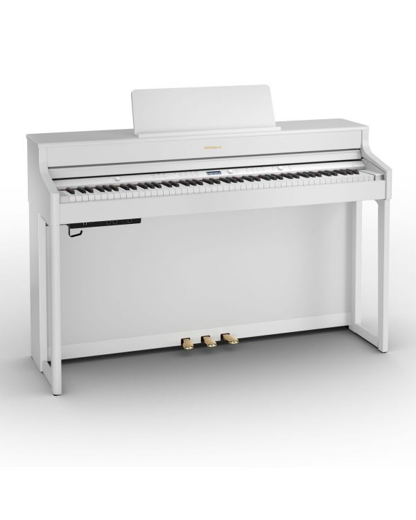 Roland HP702-WH Digital Home Piano White