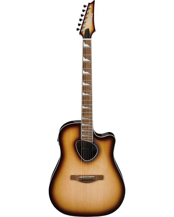 Ibanez Altstar ALT30 Electro-Acoustic Guitar Natural Browned Burst