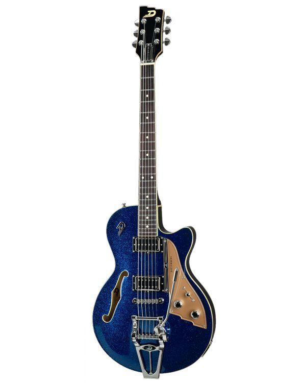 Duesenberg Starplayer TV Electric Guitar Blue Sparkle
