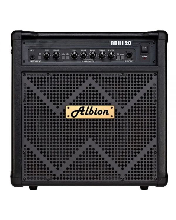 Albion ABH120C 120W 1x12 Bass Preamp Valve Combo