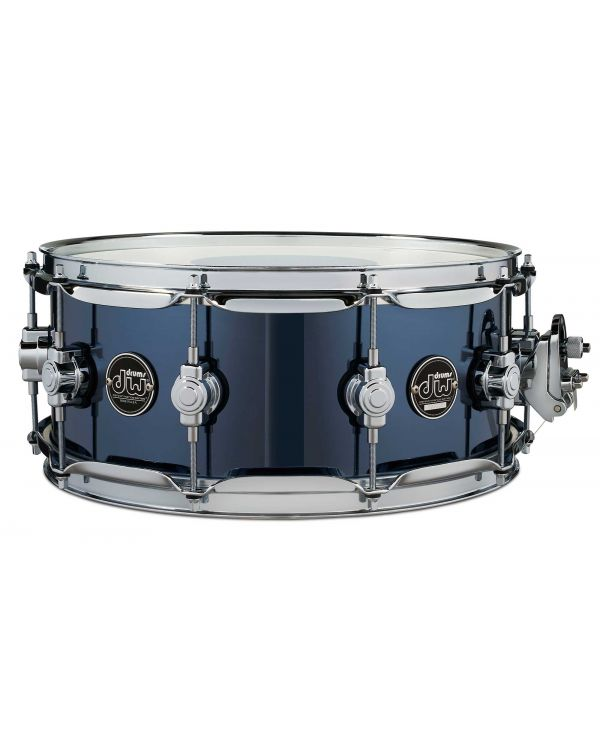 "DW Performance Series 14"" x 5.5"" Snare Drum in Chrome Shadow"