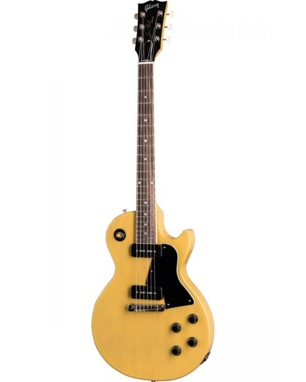 Gibson Les Paul Special, TV Yellow