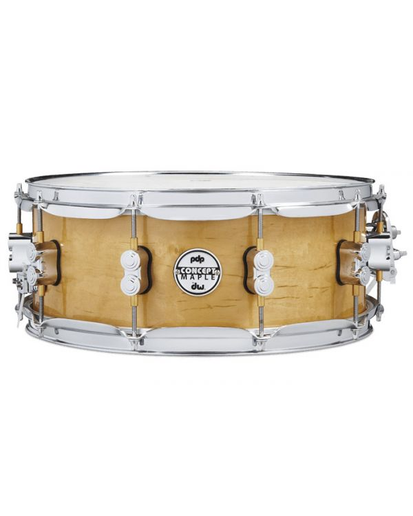 "PDP Concept Maple 14"" x 5.5"" Snare Drum in Natural"