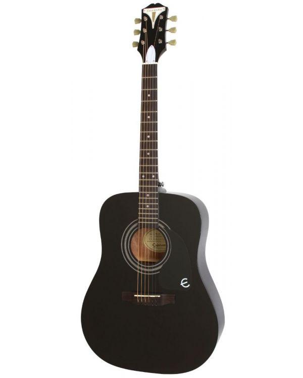Epiphone PRO-1 Ebony Acoustic Guitar