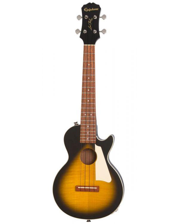 Epiphone Les Paul Electro Acoustic Ukulele Vintage Sunburst