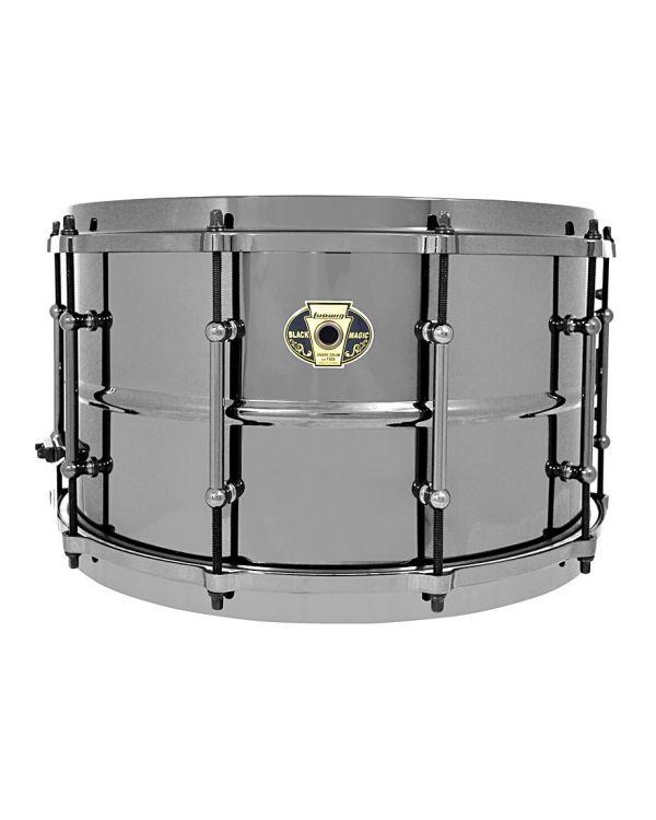 """Ludwig Black Magic 14"""" x 8"""" Snare Drum"""