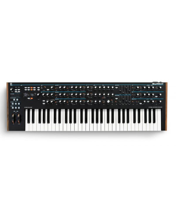 Novation Summit Polyphonic Synthesizer