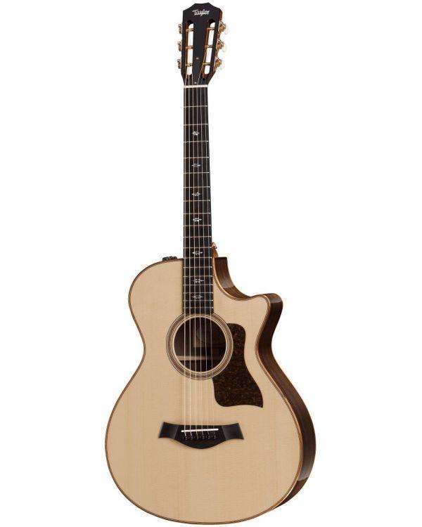 Taylor 712ce 12-Fret Grand Concert V-Class Electro Acoustic