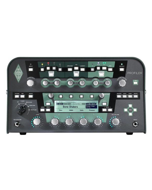 Kemper Powered Profiling Amp Powerhead Black
