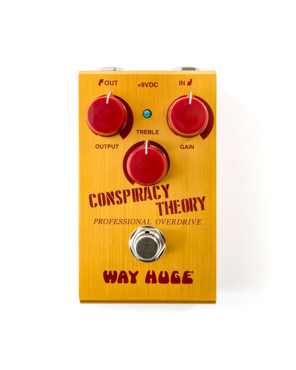 Way Huge Smalls Conspiracy Theory Distortion Pedal