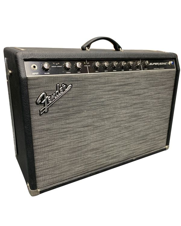 Pre-Loved Fender Supersonic 60 1x12 Combo Blk