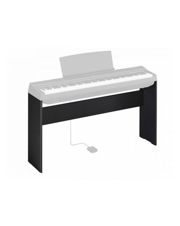 Yamaha L-125 Digital Piano Stand for P-125 Black