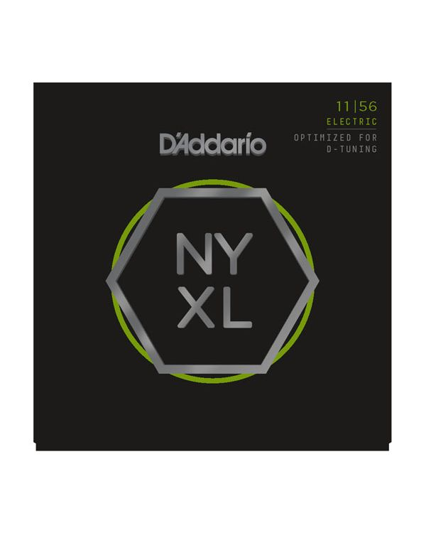 DAddario NYXL1156 Medium Top Extra-Heavy Bottom Strings 11-56