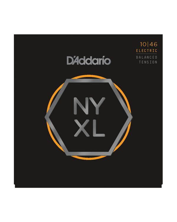 DAddario NYXL1046BT Balanced Tension Electric Strings 10-46