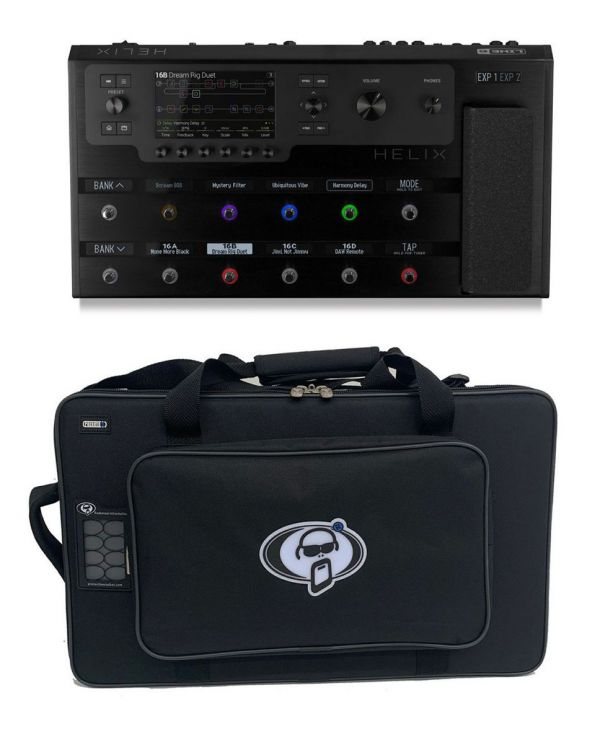 Line 6 Helix Floor Effects Processor with Free Soft Case